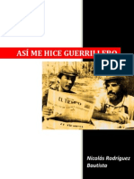 027 Me Hice Guerrillero