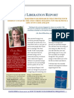 Energy Liberation Report