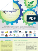 Indian Technology Congress - 13 14 July 2012 Brohcure