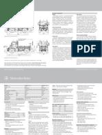 Unimog Techdata u300 Euro5 1209 en PDF