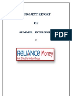 Apna Project Reliance Money
