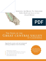 Assessing The Public Health and Access to Care of the Great Valley Center - 2008
