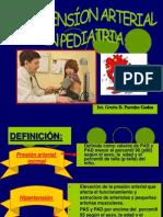 Hipertension Arterial en Pediatria- Grette