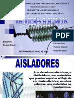 Diapositivas de Aisladores
