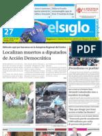 Edicion Carabobo miercoles  27-06-2012