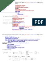 Sistematizare+Teoreme+Geometrie