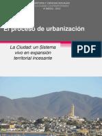 Unidad 3 Proceso de urbanización Humanistas