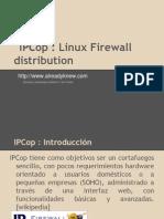 Tutorial IPCop Español - Introducción_Instalar