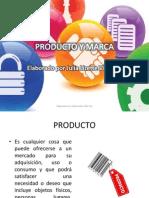 Producto y Marcas