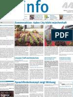Stadtinfo Aalen - KW 26 - 2012