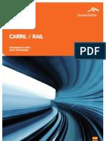 ARCELOR - Rail de Tren