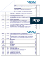 Cctv List Price 01-12-2011