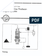 Small Scale Gas Producer Engine Systems