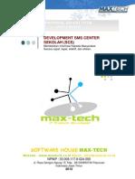 Software Sms Center atau SMS Gateway Sekolah, Instansi dan Corporate