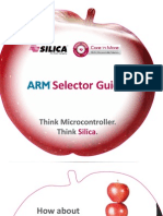 ARM Selector Guide Appleform