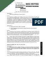 81252547 Rednotes Legal Ethics