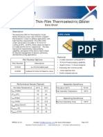 Nextreme eTEC HV56 Data Sheet