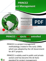 PRINCE2 Training Foundation & Practitioner