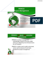 PRINCE2 Project Management Training Foundation & Practitioner