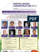 Hospital Design and Infrastructure 2012