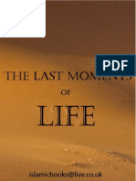 The Last Moments of Life