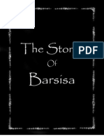 The Story of Barsisa
