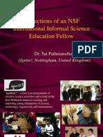FINAL Presentation NSF