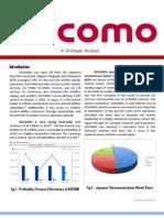 NTT DOCOMO - Technology Strategy Analysis