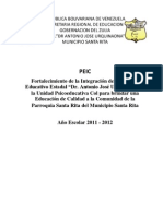 C.E.E. Dr. ANTONIO JOSÉ URQUINAONA