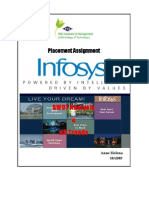 SWOT Analysis and HR Trends of Infosys Technologies Ltd