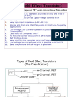 FET Basics 1