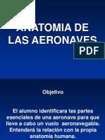 Anatomia de Una Aeronave
