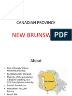 Canadian Province