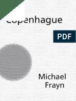 Copenhague - Frayn Michael