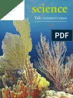 Yale University Press Science 2012 Catalog