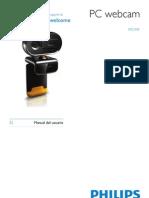 Manual Philips Webcam VGA CMOS 30fps 1.3MP
