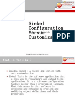 55658853 Siebel Configuration vs Customization