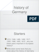 Germany to 1871