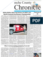TWD Oped Comanche Co Chronicle Print