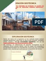 1 - EXPLORACIÓN GEOTÉCNICA clase 11