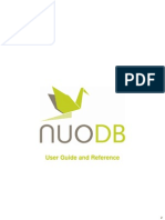 NuoDB Documentation