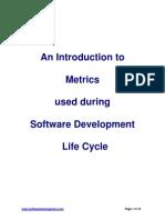 Software Metrix