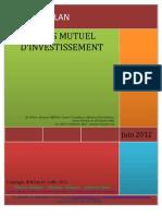 Business Plan Du Fonds d'Investissement de Socialia Sarl
