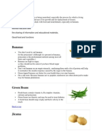 Nutrition Education work for +1commerce