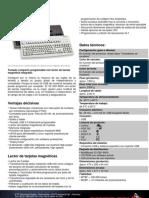 Ficha Técnica Multiboard V2 G81 800
