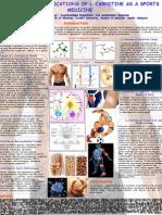 Nutrigenomic Applications of Levo-Carnitors in Health and Disease and Sports Performance_Dr Kumar Ponnusamy_Biochemistry-Geneics AIMST University