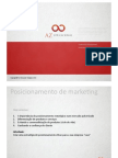 Posicionamento de marketing