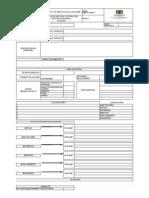 GMC-FO-160-013 Producto y/o Servicio No Conforme