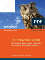 Empowered Patients Change Traditional Doctor Patient Relationship