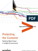 Fighting Bank Fraud in a New Environment